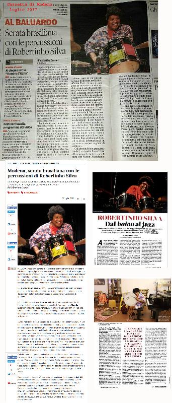 rassegna stampa 2017 Brasil Festival