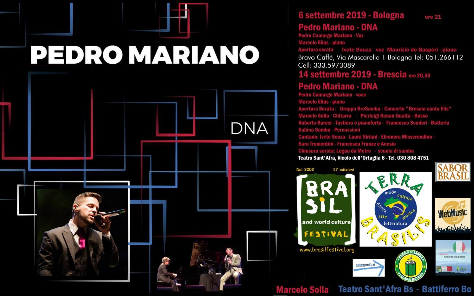 Pedro Mariano-Bravo Caffe | Brasilfestival.org